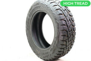 Used Lt 275 65r20 Toyo Open Country Rt 126 123q 14 32