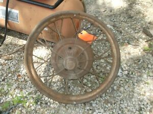 1928 1929 Model A Ford Wire Wheel 21 Inch