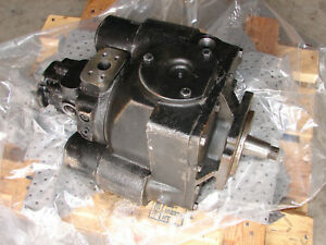Used Beck Concrete Mixer Main Pto Hydraulic Pump 5421 550 Mcneilus