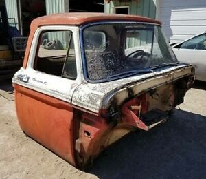 1964 64 Ford Pickup Truck Cab And Doors Shipping Included