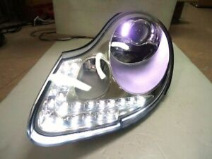 Porsche Boxster 986 996 Chrome Led Projector Headlight Left Or Right Side Only
