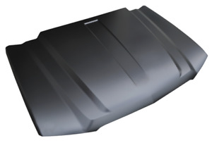 03 05 Chevy Silverado 2 Steel Cowl Induction Hood 2nd Series 03 06 Avalanche