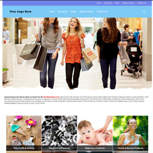 Mega Website Business For Sale Over Million Of Items To Make You Money Fast