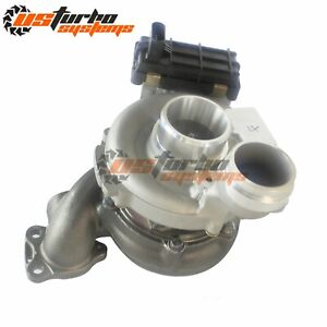 Turbocharger For Chrysler 300c Crd Om642 Engine Gta2056gvk Turbo 765155 5007s