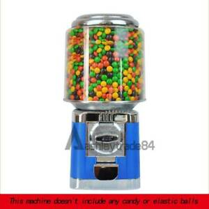 New Bulk Vending Gumball Candy Dispenser Machine Wholesale Vending Products Blue
