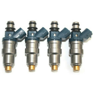 New Denso Fuel Injectors 23250 75040 For 1995 2000 Toyota Tacoma Hilux 2 4 2rzfe