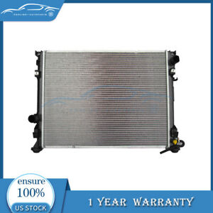 Replacement Brand New Radiator Fits 2008 Dodge Challenger 6 1l Fit 2767