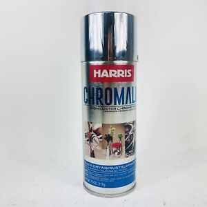 Harris 38600 Chrome All Paint 11 Oz Quick Drying Rust Eliminator