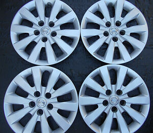 A Set Of 16 Nissan Sentra 2013 2018 Wheel Covers Hubcaps Rim Covers 570 53089