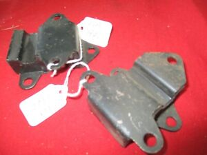 Austin Mini Morris Mini Cooper Engine Mounts 1960 1969 21a1902 New Old Stock