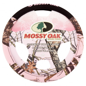 Mossy Oak Brand Camo Steering Wheel Cover Repels Water Automotive Interior