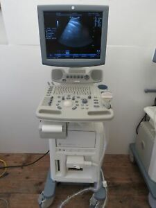 2008 Ge Logiq P5 Ultrasound System With 3 5c Transducer Printer