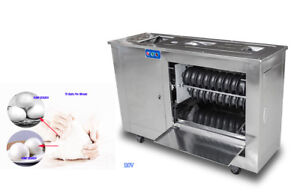 New Bakery Equipment Steamed Bread Machine dough Rounder divider 65 75g 110v