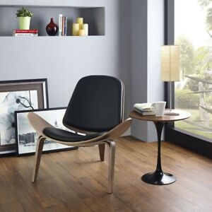 Modern Contemporary Luxury Shell Chair