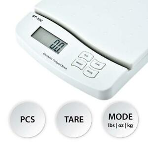 55lb X 0 1oz Digital Postal Shipping Scale Electronic Weight Postage Scale
