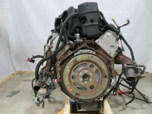 07 08 5 3 Liter Ls Engine Motor Ly5 Gm Chevy Gmc 133k Complete Drop Out Ls Swap