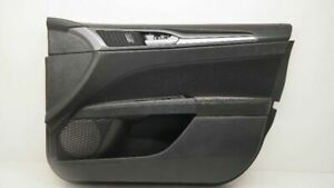 2013 2016 Ford Fusion Passenger Right Front Door Trim Panel Se