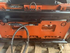 Cascade Lts Forklift Attachment 5000 Lb Capacity 40inch Long Forks