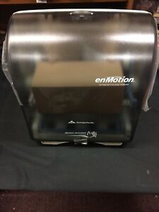 Georgia pacific Enmotion Automated Touchless Paper Towel Dispenser Model 59462