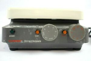 Corning Pc 320 Hot Plate Magnetic Stirrer 5 X 7 120v Stirring Analog Heater