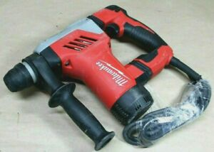 Milwaukee 5268 21 1 1 8 Sds Plus Corded Rotary Hammer Drill Free Shipping