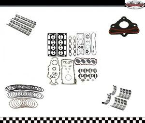 Gm Gmc Chevrolet Engine Rebuild Kit 4 8 5 3 2001 2013 Rering