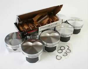 Wiseco Professional Series Flat Top Forged Pistons Sbc Chevy 4 030 Bore Pts504a3