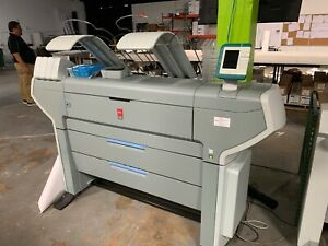 Oce Colorwave 650 Large Format Printer With Scanner free Delivery