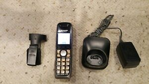 Panasonic Kx wt125 Dect 6 0 Multi cell Wireless Cordless W Battery