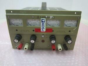 Lambda Lpd 422a fm 0 40vdc Dual Regulated Power Supply Tcm