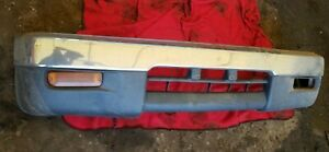 1996 97toyota Tacoma Chrome Front Bumper Assembly Fairly Clean Oem