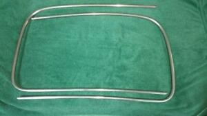 1941 Chevrolet Special Deluxe Windshield Reveal Molding