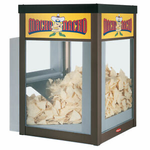 New Hatco Fst 1 mn Macho Nacho Chip Hot Holding And Display Warming Cabinet
