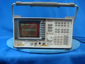 Agilent Hp Keysight 8595e 6 5ghz Spectrum Analyzer W opt 004 021 101 105 130 140
