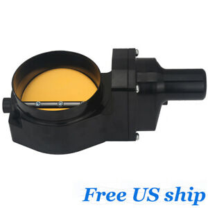102mm Boosted Throttle Body Drive by wire Fits Ls2 Ls3 Ls7 Corvette C6 Camaro Ss