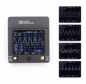 New Digital Storage Oscilloscope Dso112a Tft Touch Screen 2mhz 5msps Wow