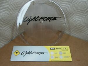 Lightforce 170 Hid Striker Off Road Wide Spot Light Cover Fcswsd Fast Shipping