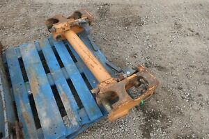 Case Quick Attach Coupler Plate Assembly Fits To A Case 465 Skid Loader