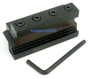 Smbb1632 Cut off Tool Holder Plate Base Block For Spb232 332 432parting Blade