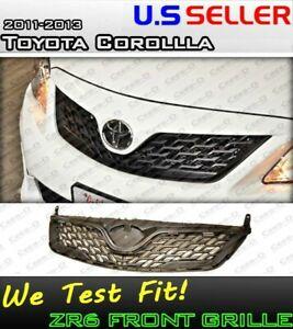 Grille For Toyota 11 12 13 Corolla Altis Zr6 Style Jdm Front Grill Pp