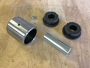 4 Link Bushing End Dom Steel 2 5 Wide 9 16 Id 1 875 Od Poly Bushings Weld On