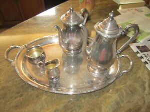 International Silver Co Camille 6001 Five Piece Set
