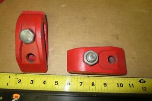 2 Blackhawk Auto Body Frame Clamp Puller Mo Clamp Style Shop Hammer Dolly Tool