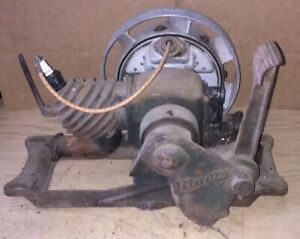 1933 Maytag Gas Engine Motor Runs Great Hit And Miss Single Cylinder Original