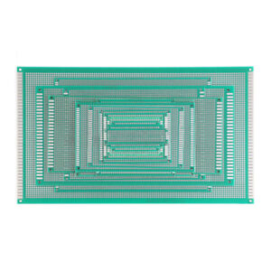 Double Side Tinned Prototyping Pcb Universal Stripboard Board 2x8cm To 18x30cm