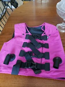 Hill rom The Vest Airway Clearance System Vest adult Small C3 Great Shape