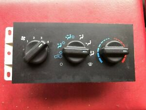 1997 2001 Jeep Cherokee Xj Heater Heat Climate Control Fan Switch A c Switches