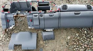 1998 2001 Dodge Ram Dash Dashboard Core Structure Frame Panel Mist Gray 2 Outlet