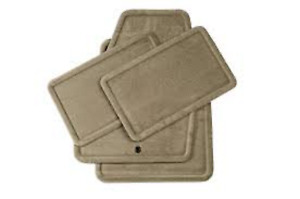 2006 2013 Impala Gm Oem Front Rear Replacement Floor Mats Neutral 15237887