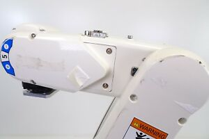 Denso Industrial Robotic Arm Vp g Series 5 axis Vp 5243gm 411200 0710